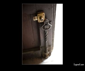 Church Door Lock