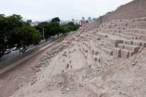 Inca Ruins Lima