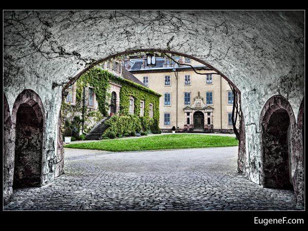 Baden Entrance