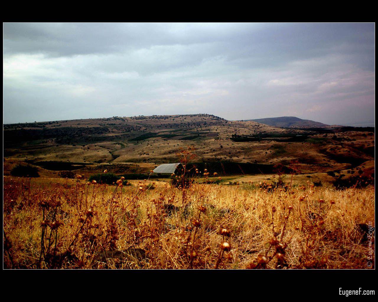 Israeli Mountains
