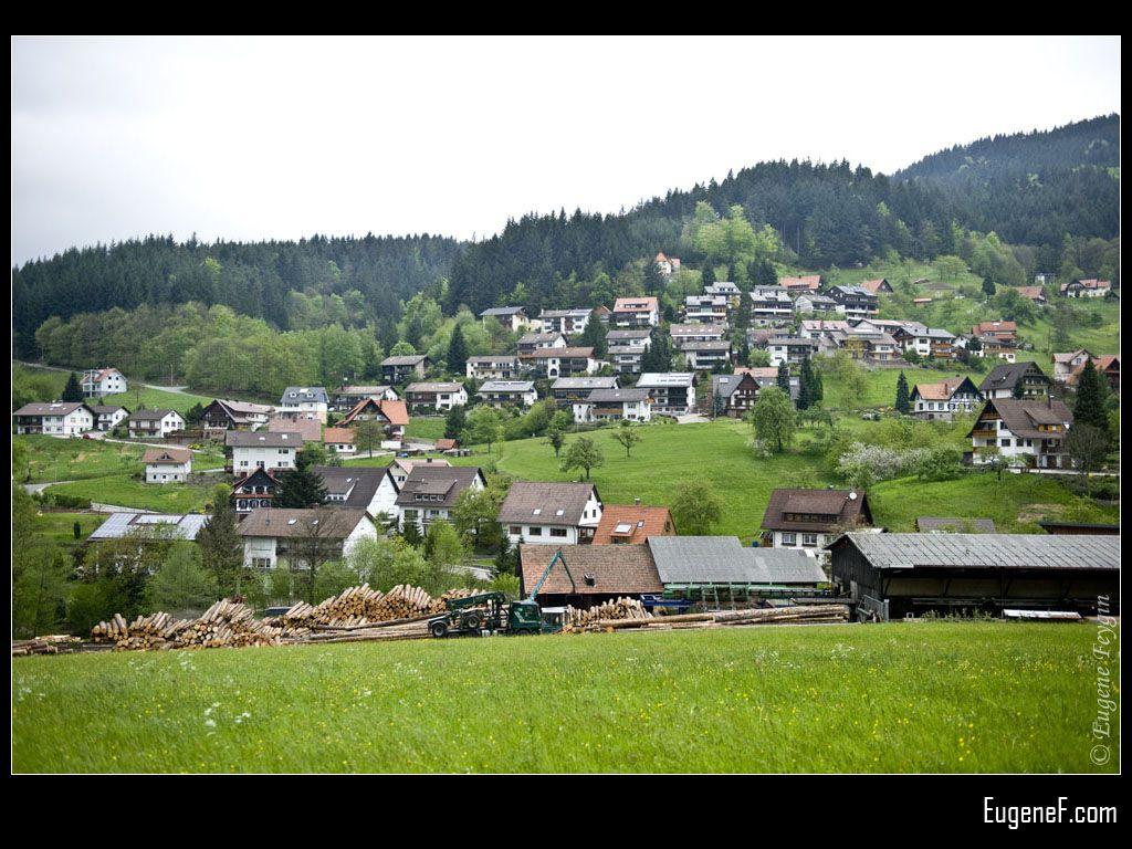 Lumber Town