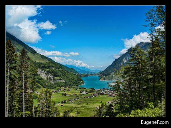 Switzerland Scenic Shot
