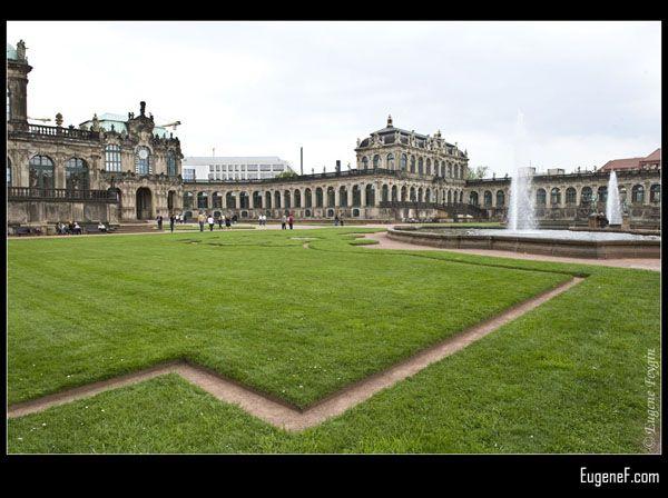 Zwinger Palace