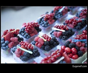 Berries Row