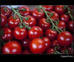 Grouped Tomatoes