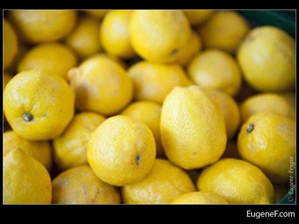 Zesty Lemon