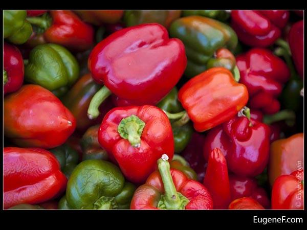 Bell Pepper Assortment