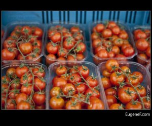 Freshly Stocked Tomatoes