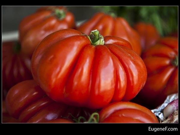 Rare Red Tomato