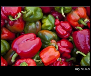 Red Green Peppers