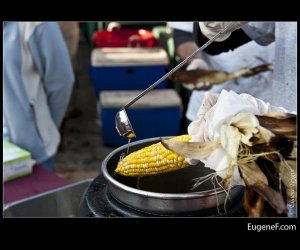 Buttery Corn