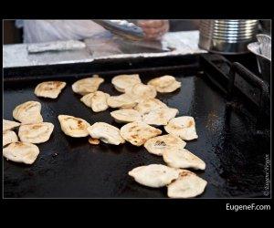 Cooked Pierogies