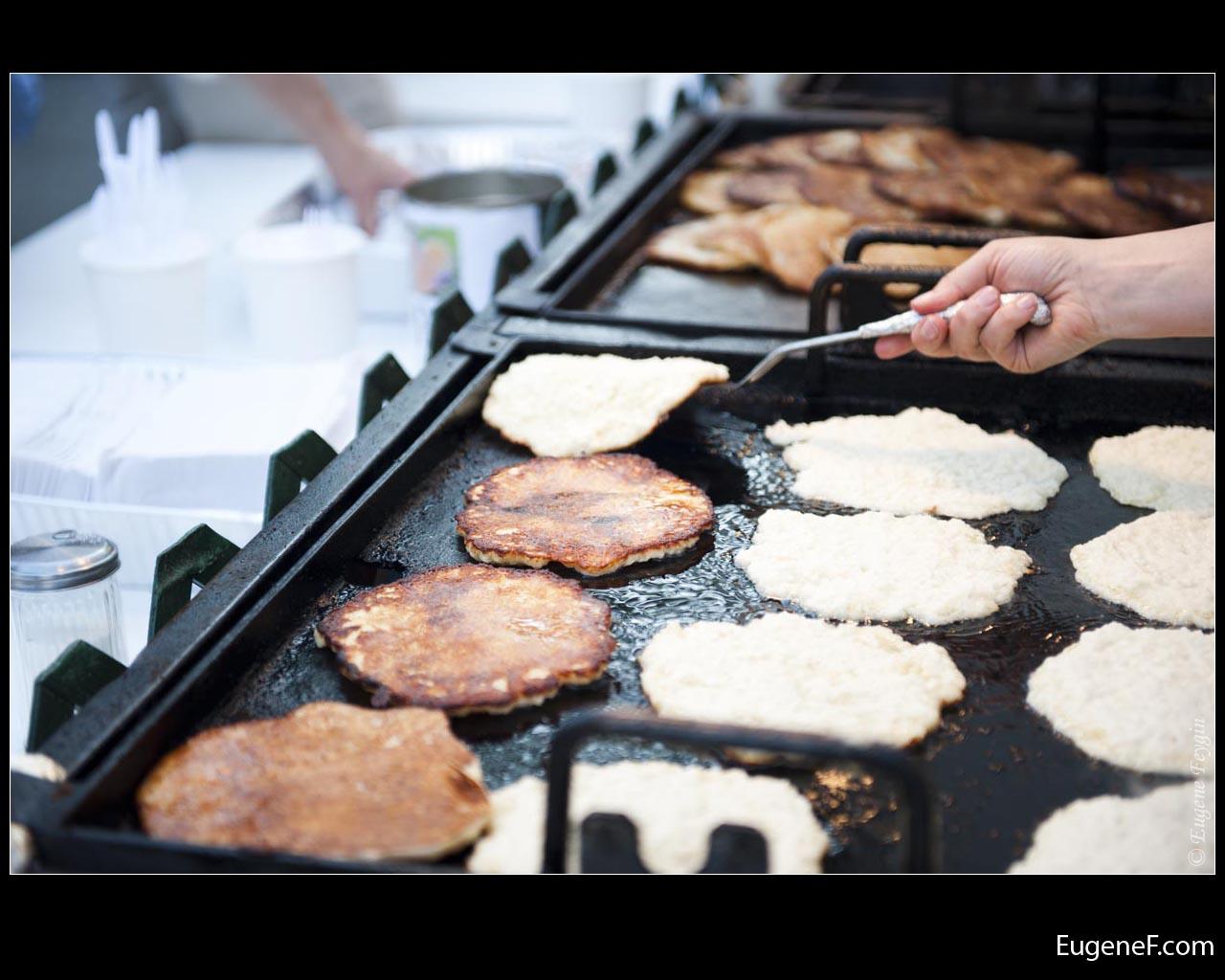 Fixing Pancakes