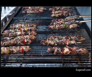 Grilled Shish Kabobs