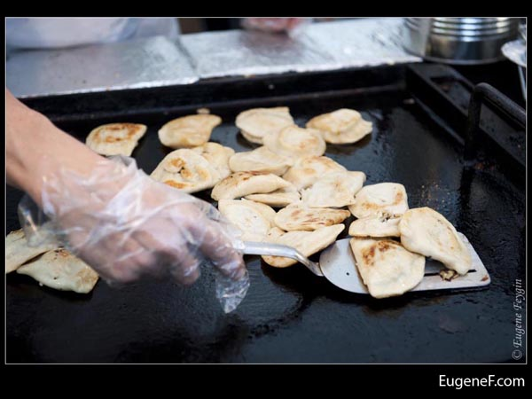 Pierogies Preparation