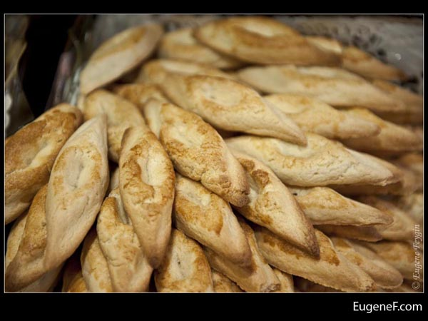 Pointy French Bread