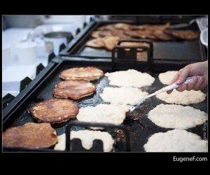 Vertical Pancakes