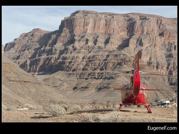 Grand Canyon Flight 73