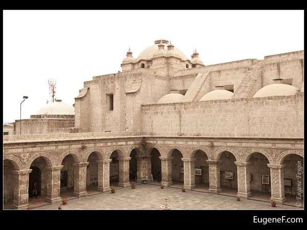 Arequipa Architecture 05
