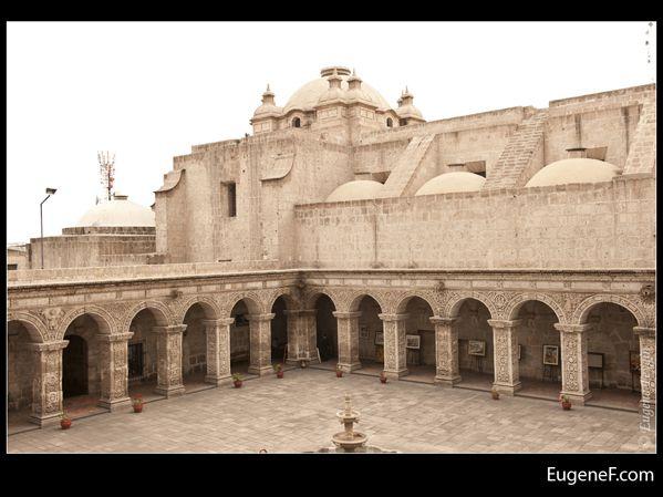 Arequipa Architecture 06