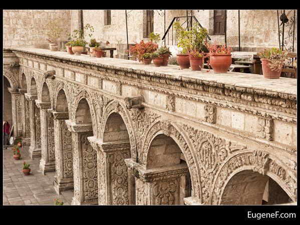 Arequipa Architecture 12