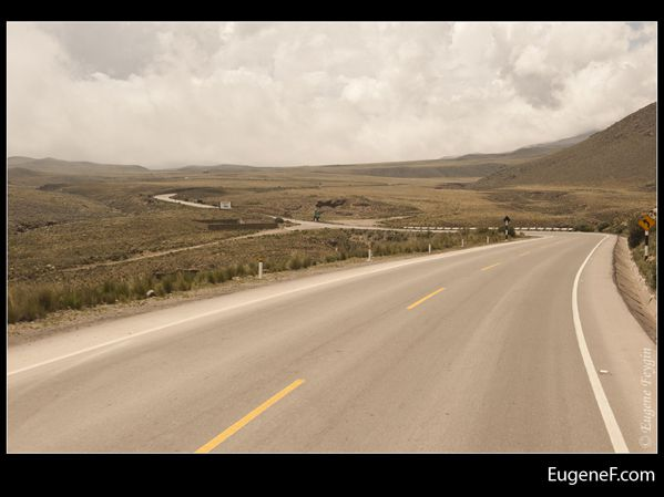 Arequipa Road 18