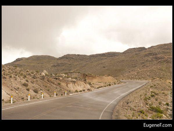 Caylloma Province Landscape 02