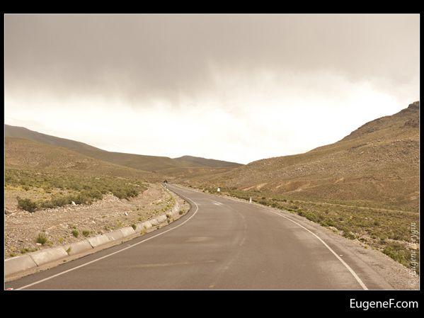 Caylloma Province Landscape 03
