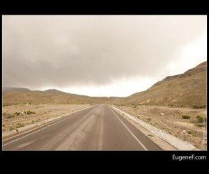 Caylloma Province Landscape 04