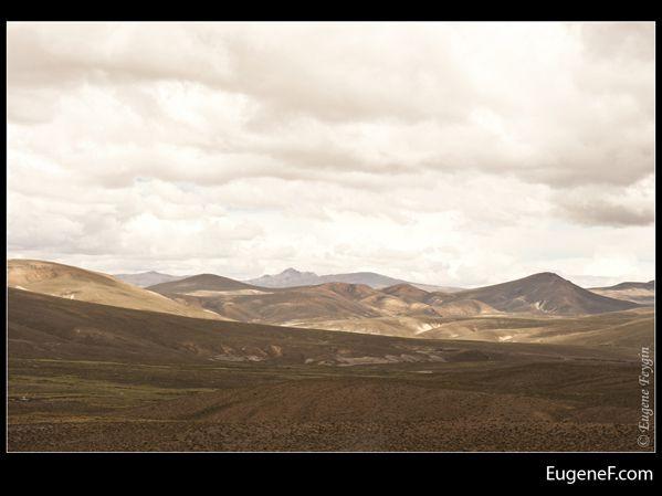 Caylloma Province Landscape 06