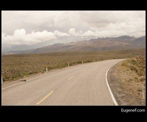Caylloma Province Landscape 12