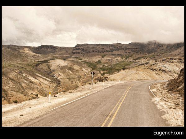 Caylloma Province Landscape 41