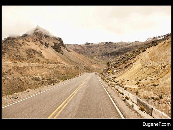Caylloma Province Landscape 47