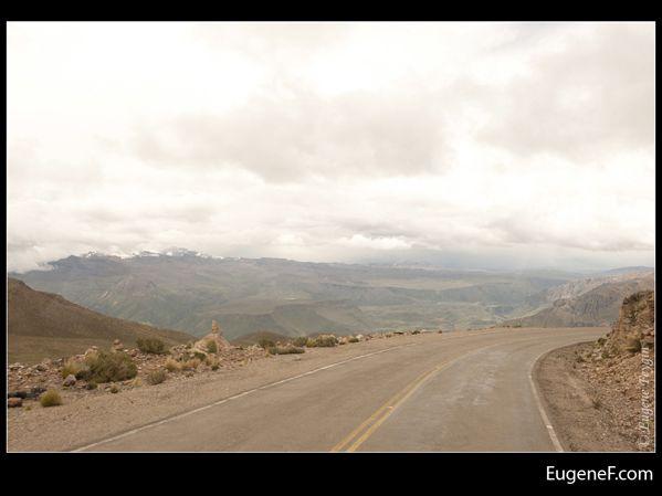 Caylloma Province Landscape 57