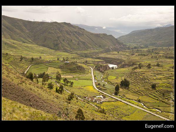 Chivay Landscape 02