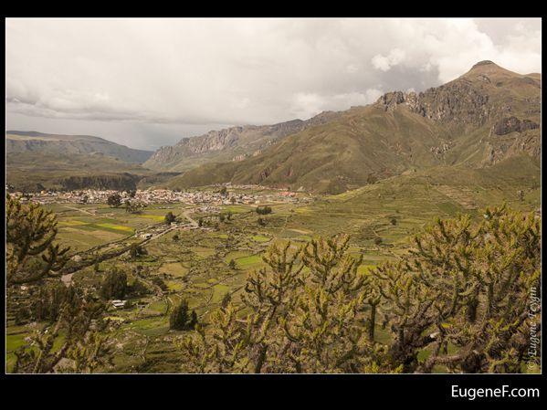 Chivay Landscape 05
