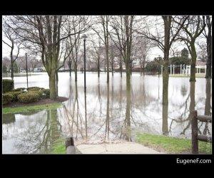 Des Plaines Flooding 01