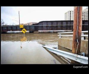 Des Plaines Flooding 21