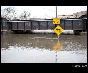 Des Plaines Flooding 22