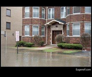 Des Plaines Flooding 23