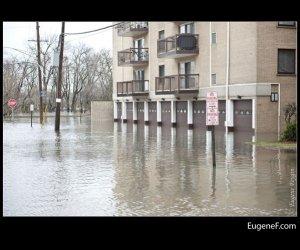 Des Plaines Flooding 27