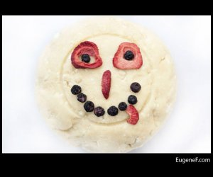 funny cookie dough