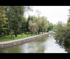 Gorky Park in Minsk