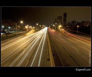 Chicago LSD Traffic