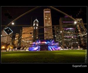 Chicago Pritzker Pavilion