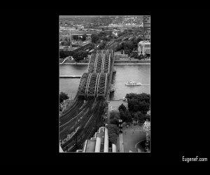 Cologne City Bridge