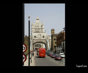 London Bridge Entrance