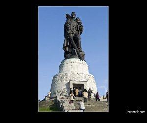 Treptower Park Statue