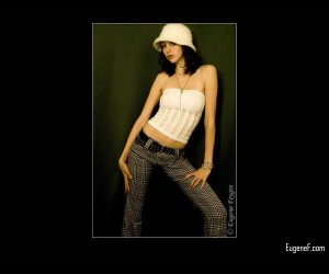 Alyssa Studio Portrait Glamour 10