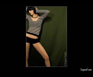 Alyssa Studio Portrait Glamour 4